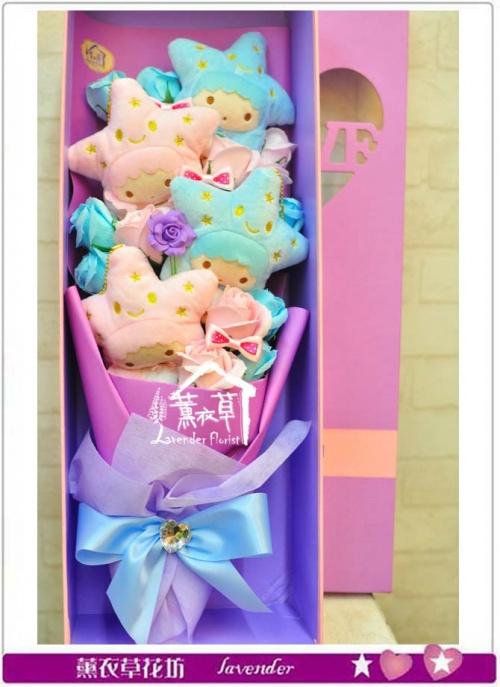 雙子星歐式花盒設計b073112