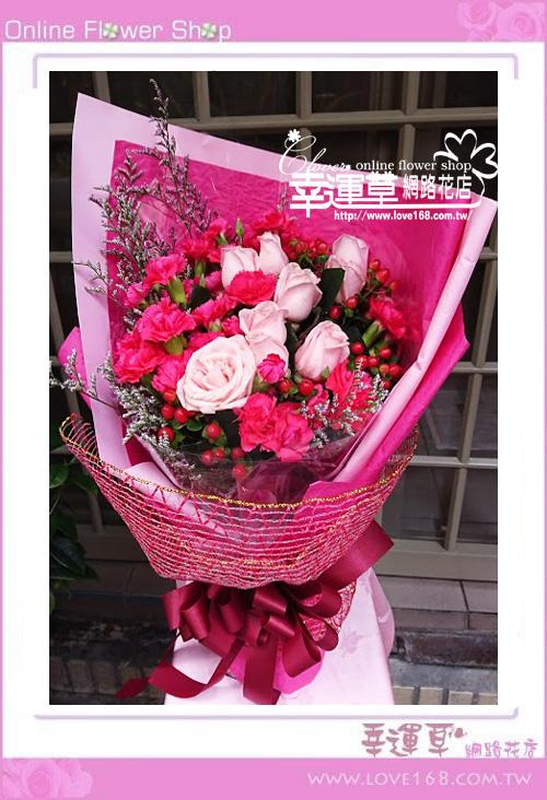 優質花束A0309
