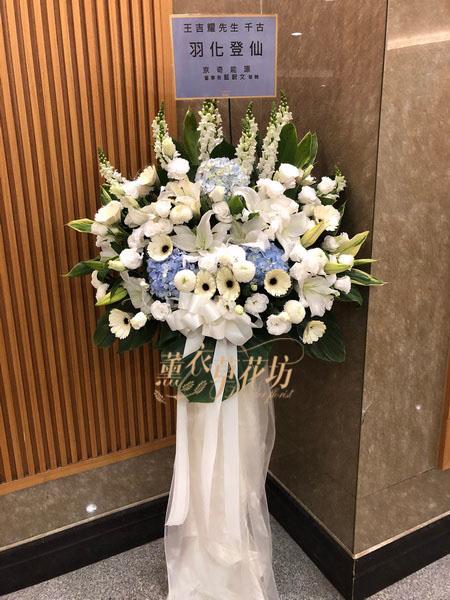 藝術花藍一個y34057