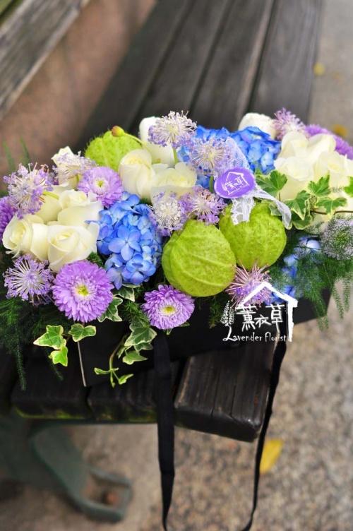 歐市花藝設計b022818