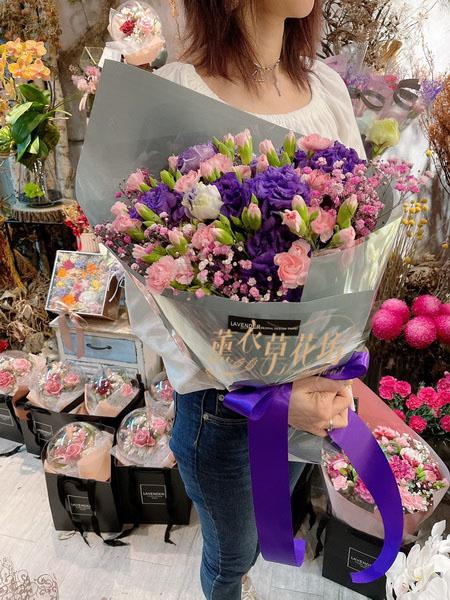 母親節花束110050555