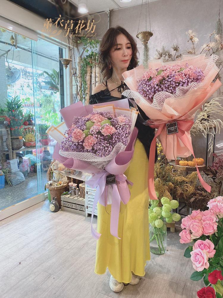 康乃馨花束106050906