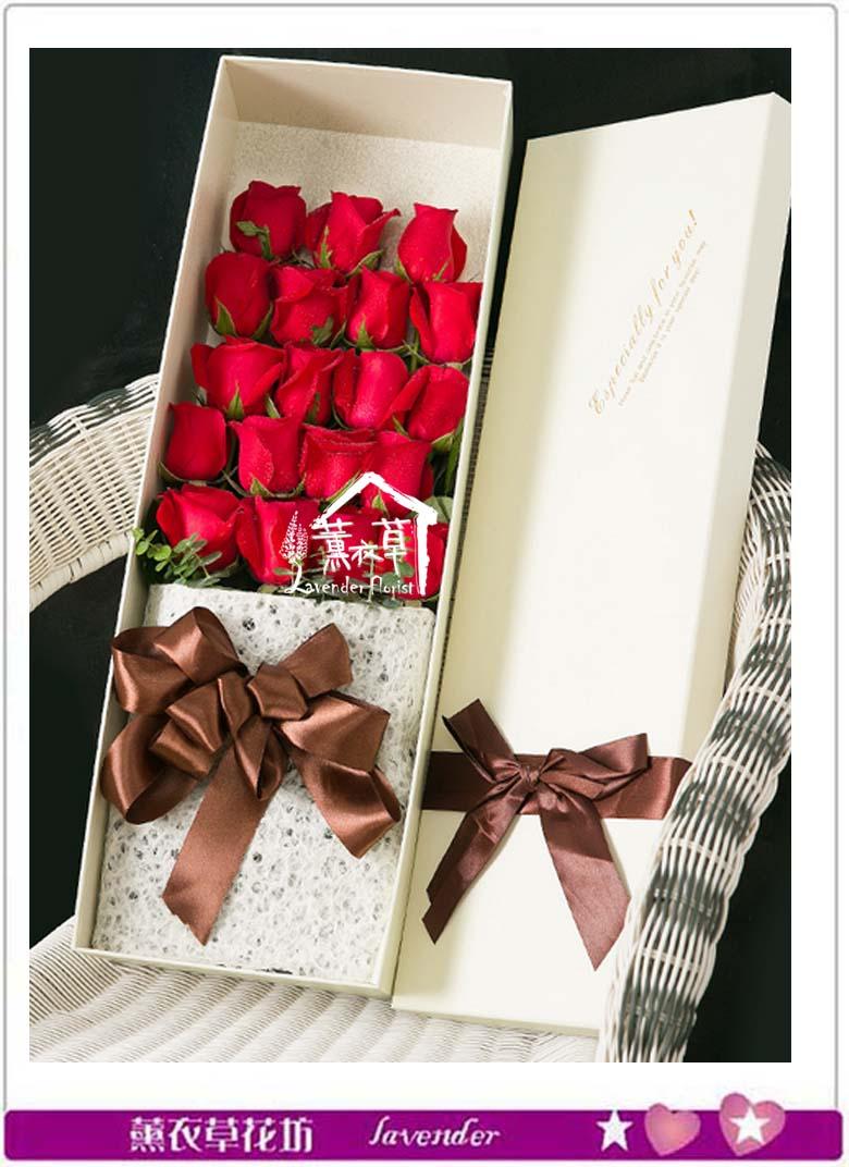 玫瑰歐式花盒設計a020301