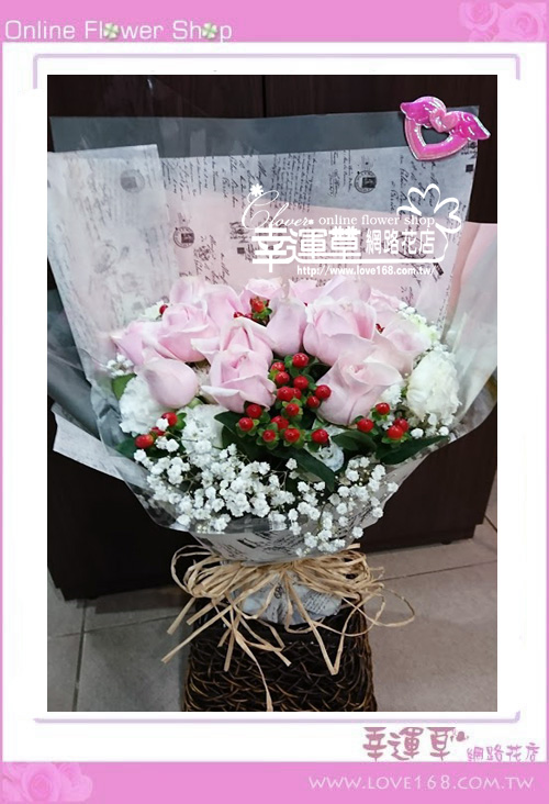 優質花束A0310