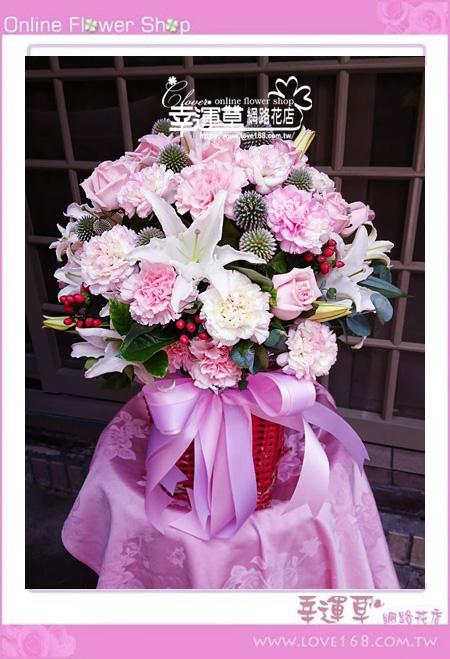 優質盆花C0502