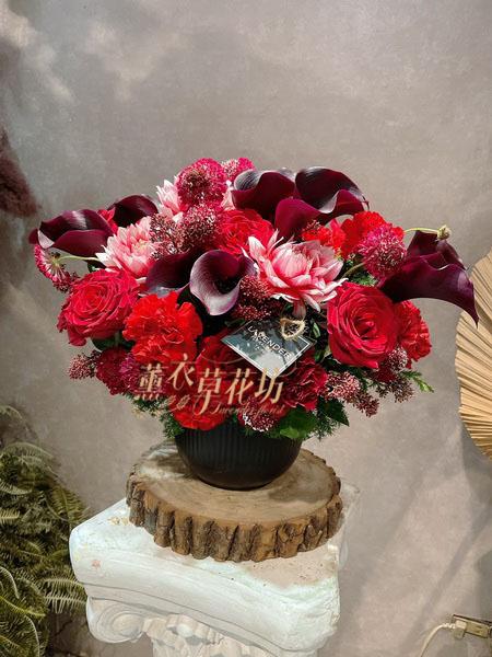 歐式盆花設計 110042901