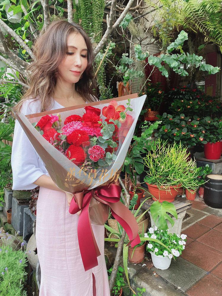 花束設計 109051126