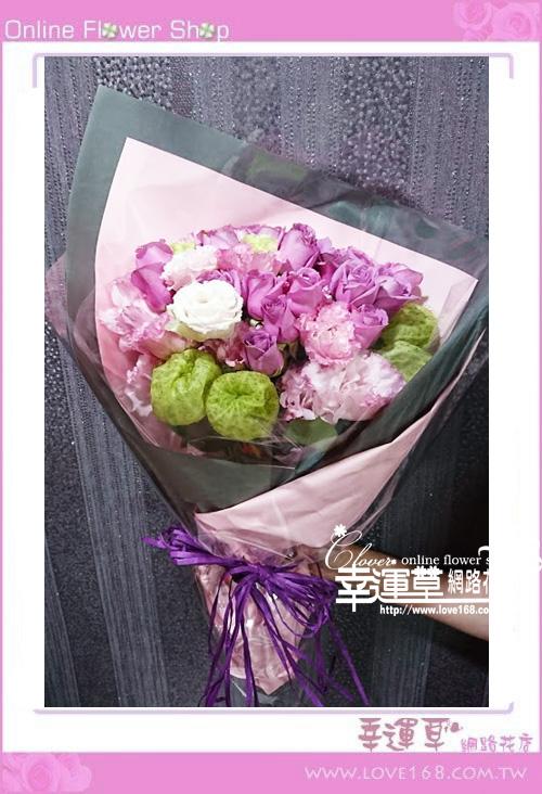 優質花束A0306