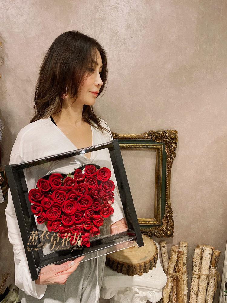 玫瑰花盒~漂浮款 109042302