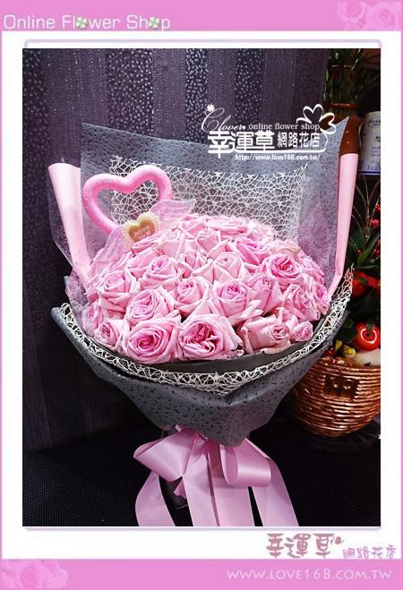 玫瑰花束A0415
