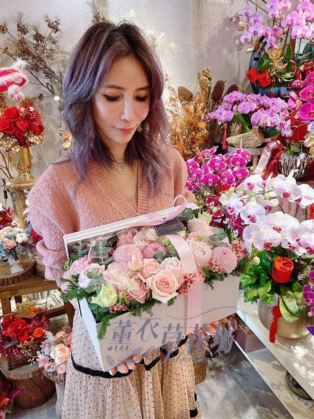 鮮花花盒設計110020205