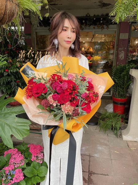 花束設計110041401