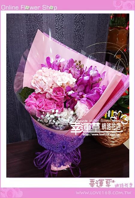 優質花束A0327