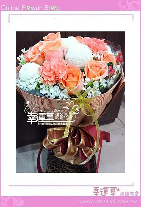 優質花束A0316