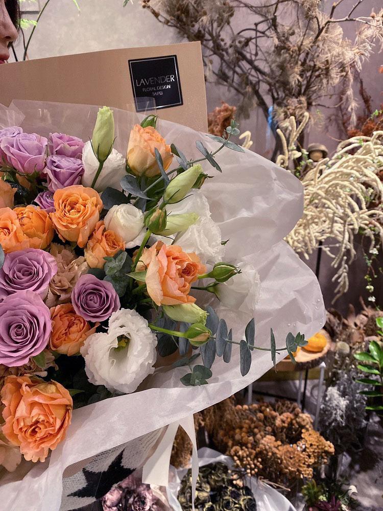 荷蘭進口玫瑰花束設計108122616