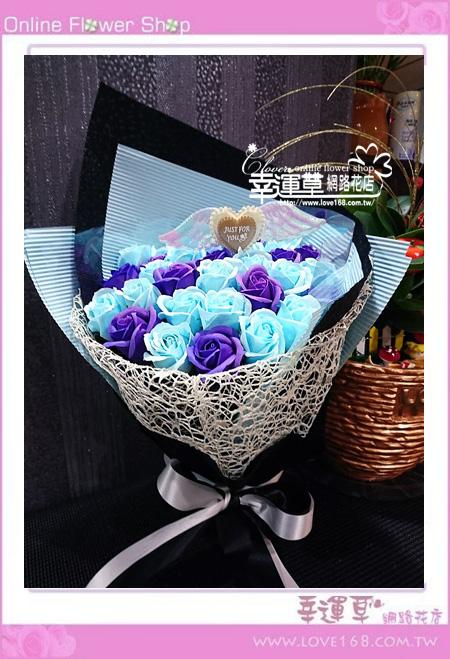 香氛玫瑰花束K0412