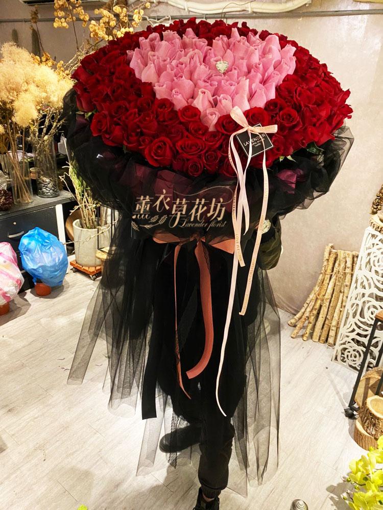 199朵玫瑰花束 109021430