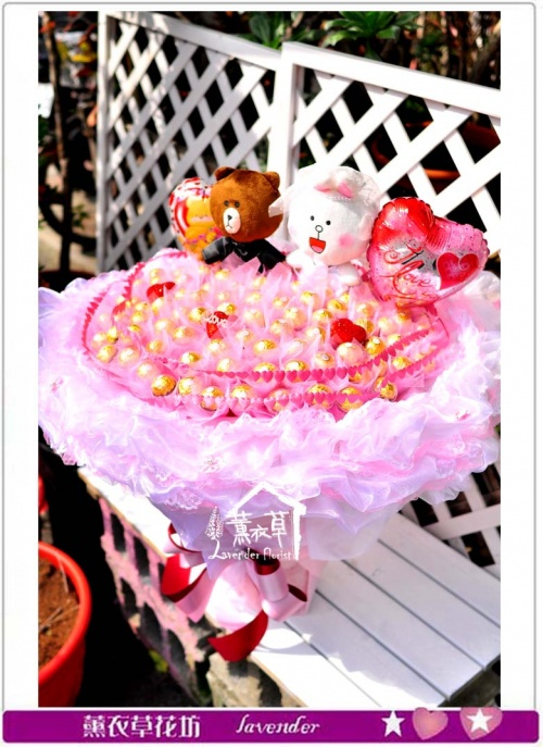 熊大&兔兔c100616