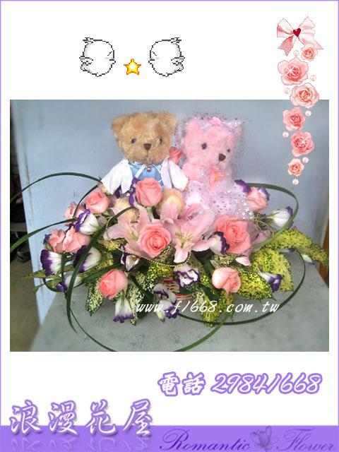 盆花 F32