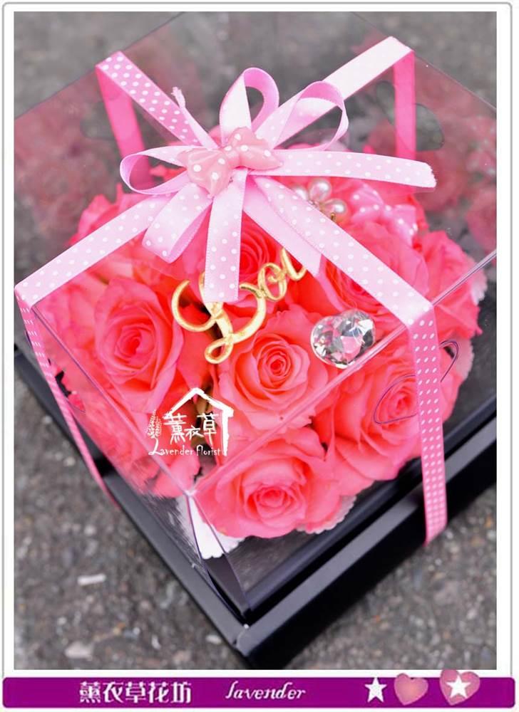 歐式玫瑰花盒~<BR>限量全省免運c050231