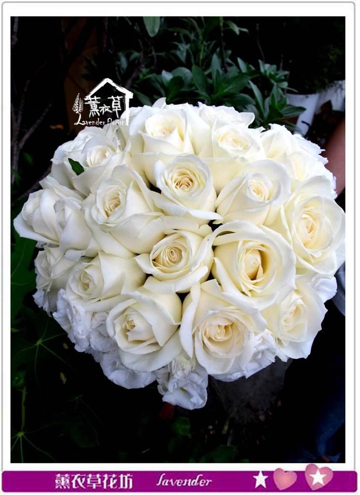 歐式捧花設計c071118