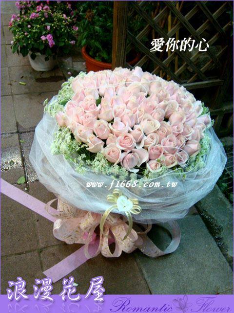 2-21粉玫瑰99