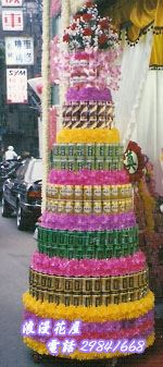 6-6圓型罐頭塔1(對)