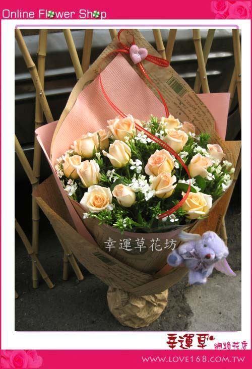 A047*優質花束