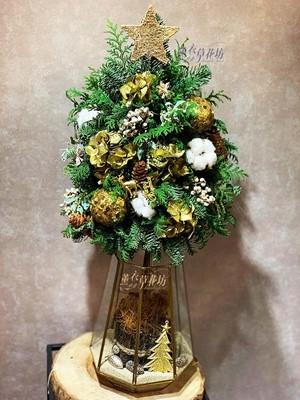 聖誕樹設計 ~玻璃款 107112120