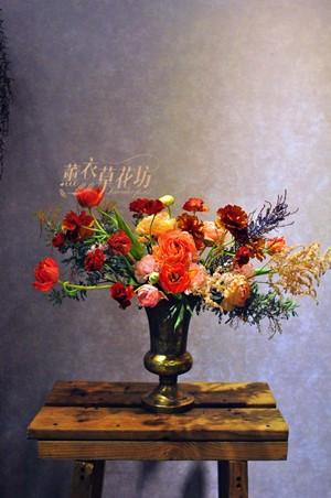 典雅盆花108042501