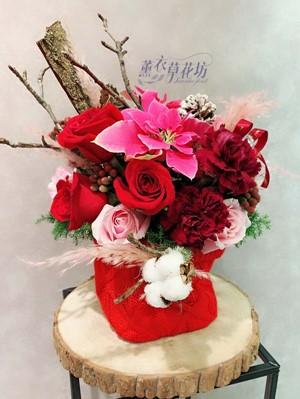 盆花設計107110713