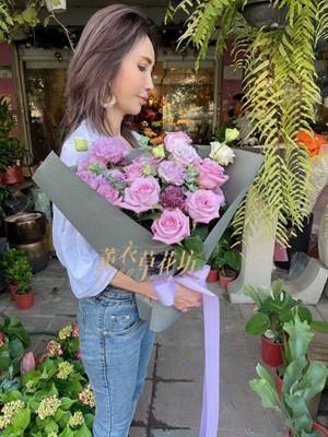 歐式花束設計~110031617