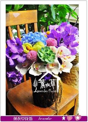 盆花設計 106032414