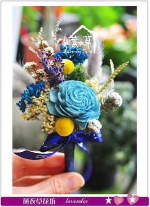 胸花~乾燥花系列 107061403