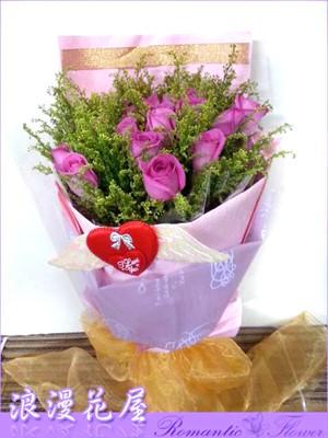 紫玫瑰 A203
