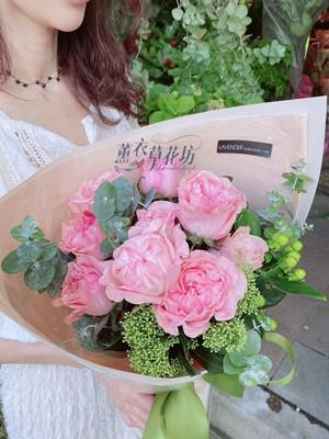 進口~庭園牡丹玫瑰109110617