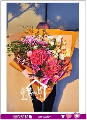 繡球花束 106081808