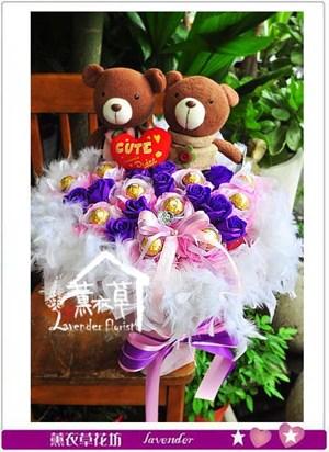 可愛熊熊玩偶106062009