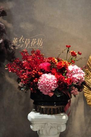 盆花設計 110033012