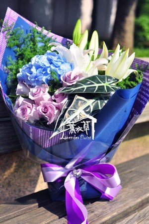 花束設計B082912