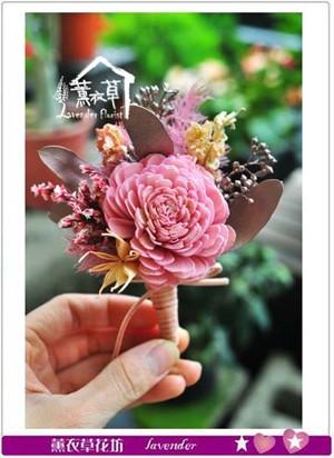 胸花~乾燥花系列 107061406