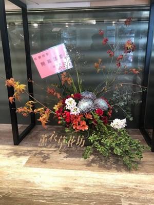 歐式盆花設計110032505