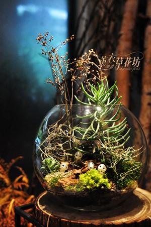 玻璃缸設計~宮崎駿之魔法公主系列109052210