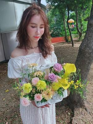 盆花設計~鮮花 109110601