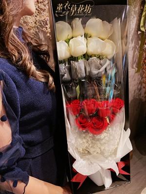 玫瑰花盒設計10921224