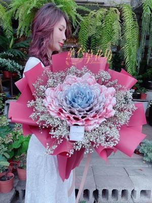 巨型玫瑰鈔票花束 110070510