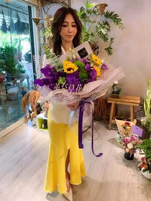 歐式花束設計108070310