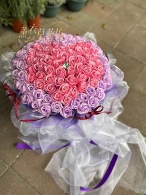 99朵香氛花束(不是真花)110082122