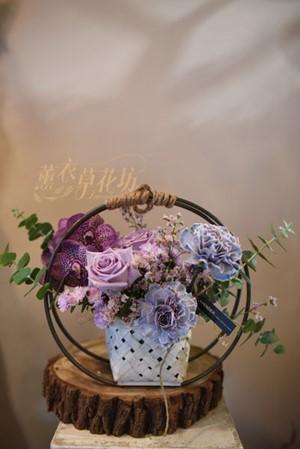 盆花設計~110101608
