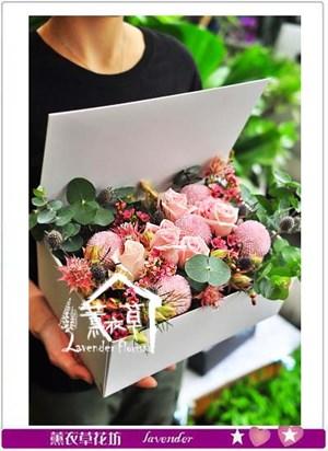 鮮花花盒設計106070612